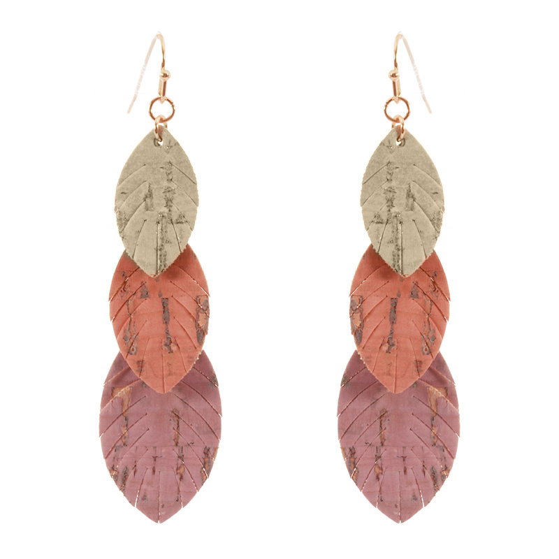Earring < Leather & Fabric < Wholesale Earring