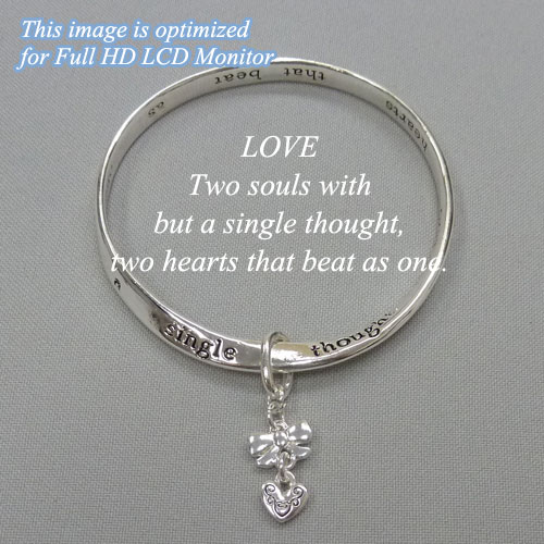 Bracelets &lt; Inspirational Quotes < Wholesale Fashion Jewelry