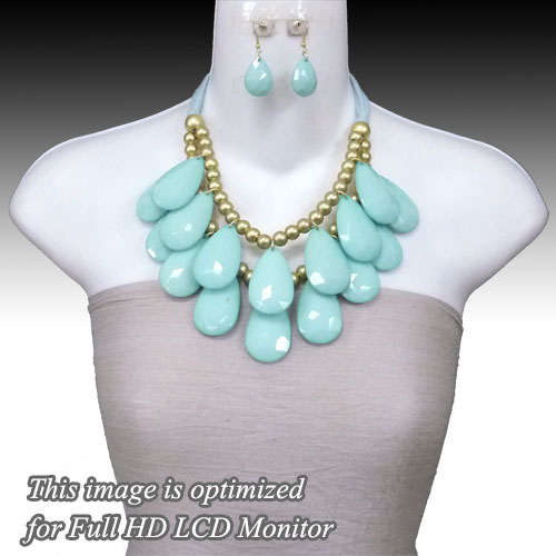 Necklaces &lt; Color-Crush < Fashion Necklace Set