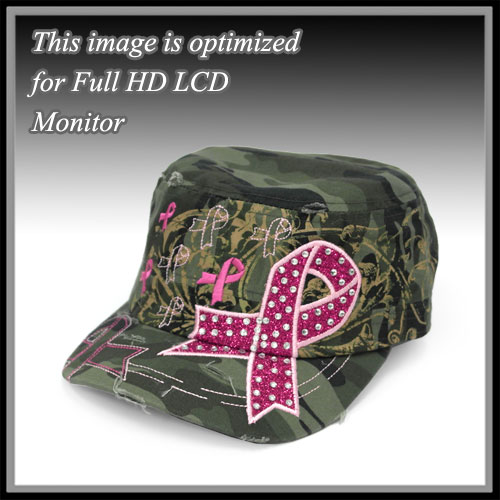 Pink Ribbon &lt; Pink Ribbon Items < Fashion Cap