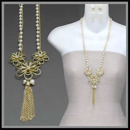Necklaces < Pearl < Wholesale Necklace Set