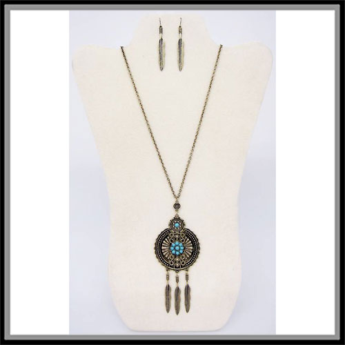Necklaces < Western  < Wholesale Necklace Set