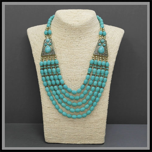 Necklaces < Semi Gems & Beads  < Wholesale Necklace