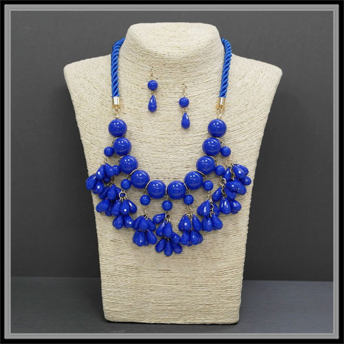 Necklaces &lt; Epoxy  < Wholesale Necklace Set
