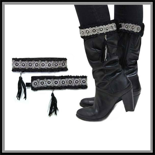 Boots Accessories &lt; Boot Cuffs & Toppers < Wholesale Boot Toppers