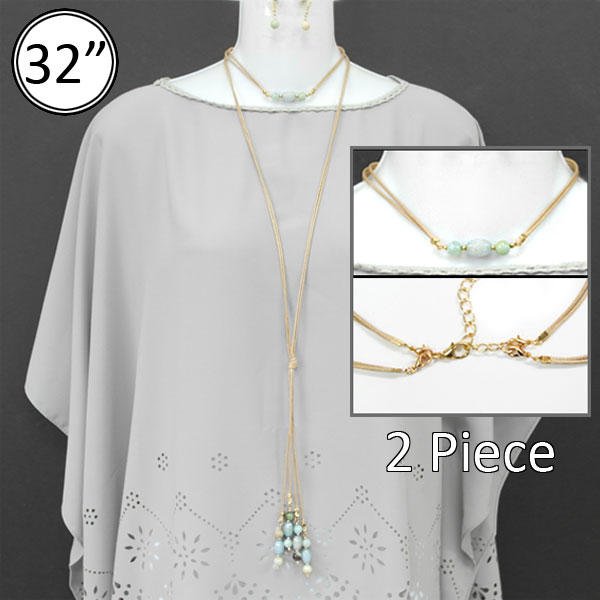 Necklaces &lt; Chain & Choker < Wholesale Necklace Set