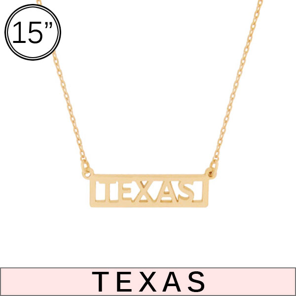 State Map Jewels &lt; Necklace < Wholesale Necklace