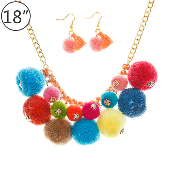 Necklaces &lt; Trendy < Wholesale Necklace Set