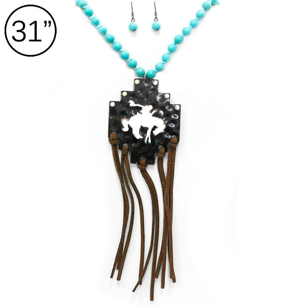 Necklaces &lt; Western  < Wholesale Necklace Set