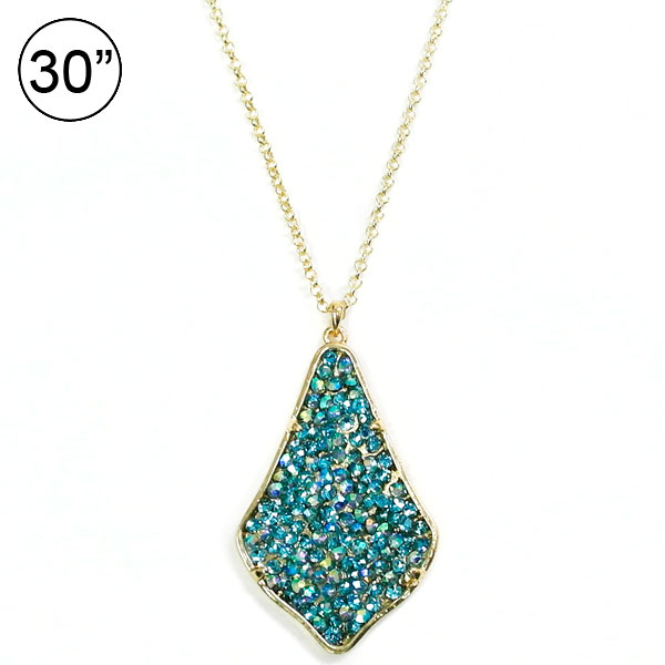 Necklaces &lt; Rhinestone & Glass  < Wholesale Necklace