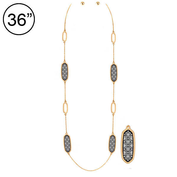 Necklaces &lt; Trendy - Long  < Wholesale Necklace Set