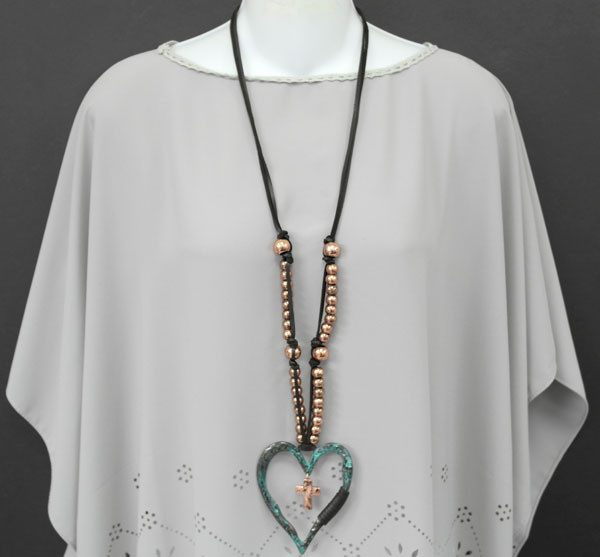 Necklaces &lt; Heart, Star & Wing < Wholesale Necklace