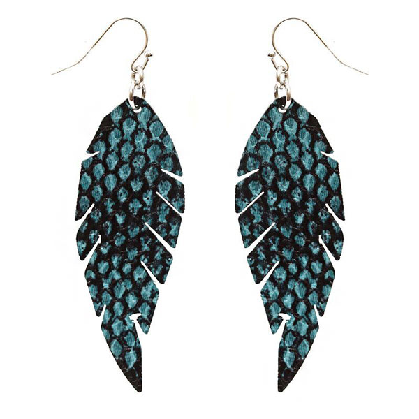 Earring &lt; Leather & Fabric < Wholesale Earring