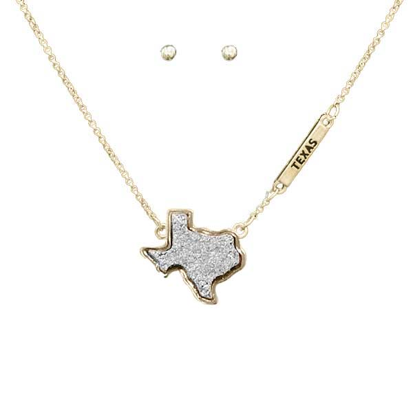 State Map Jewels &lt; Jewelry < Wholesale Necklace
